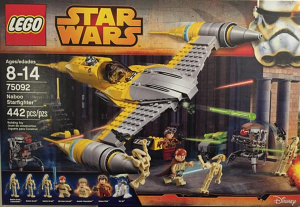 LEGO Star Wars construction sets: fun for all ages!