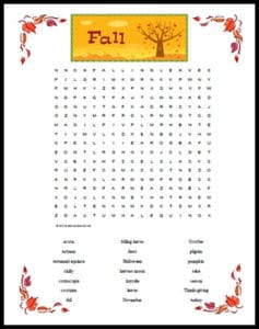 fall_themed_word_search