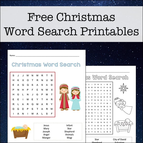 photo about Holiday Word Search Printable identified as Xmas Phrase Seem for Youngsters Absolutely free Printables with 2
