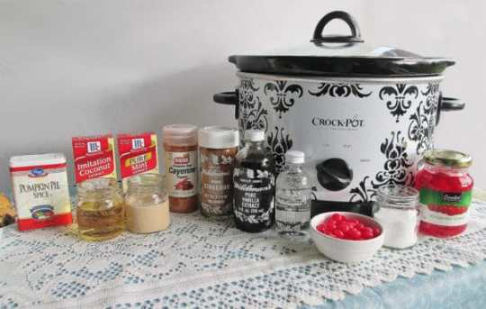 Great add ins for your DIY hot chocolate buffet