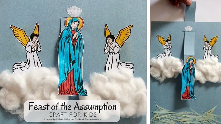 The Feast of the Assumption Craft