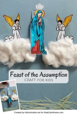 Feast of the Assumption Craft