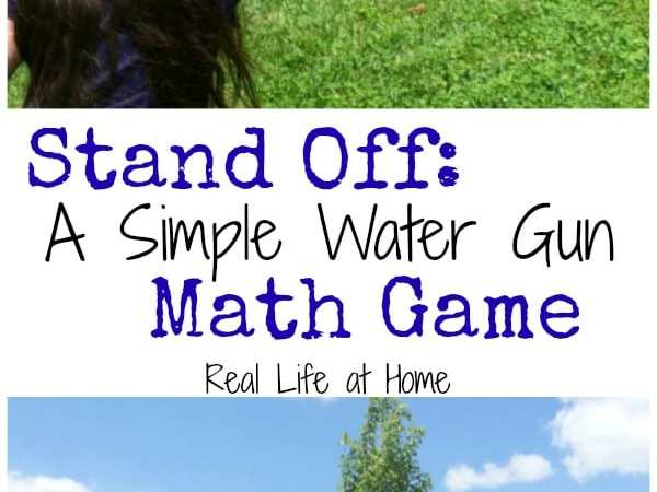 Stand Off: Simple Water Gun Math Game