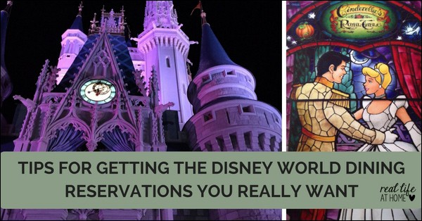 Tips for Getting the Disney World Dining Reservations You Really Want