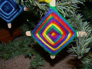 God's Eye Ornament (Ojo de Dios)
