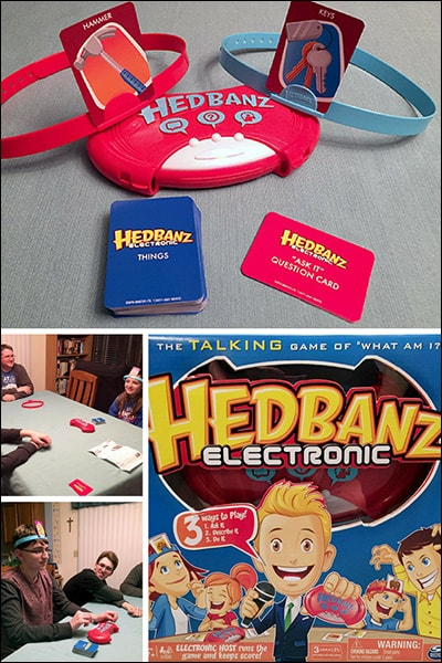 Hedbanz™ Electronic: The Perfect Game for a Fun Family Game Night for All Ages