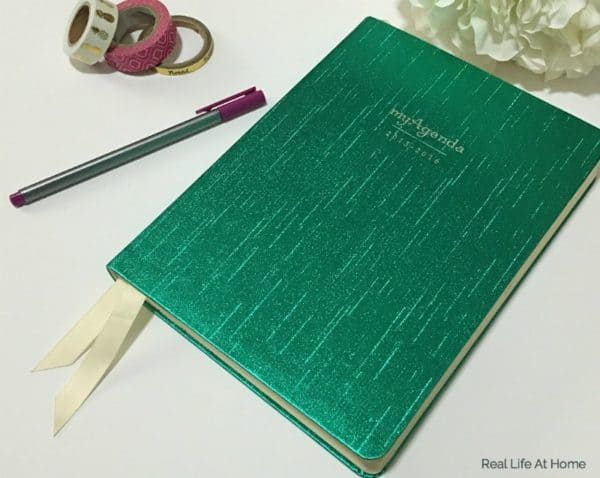 The momAgenda is a fantastic planner for busy moms.