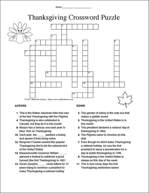 Christmas gifts for parents made by preschoolers crossword