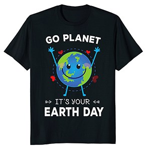 Earth Day shirt
