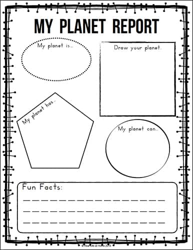 picture regarding Printable Solar System Pictures named Totally free Sunshine Approach Printables Packet for Basic College students