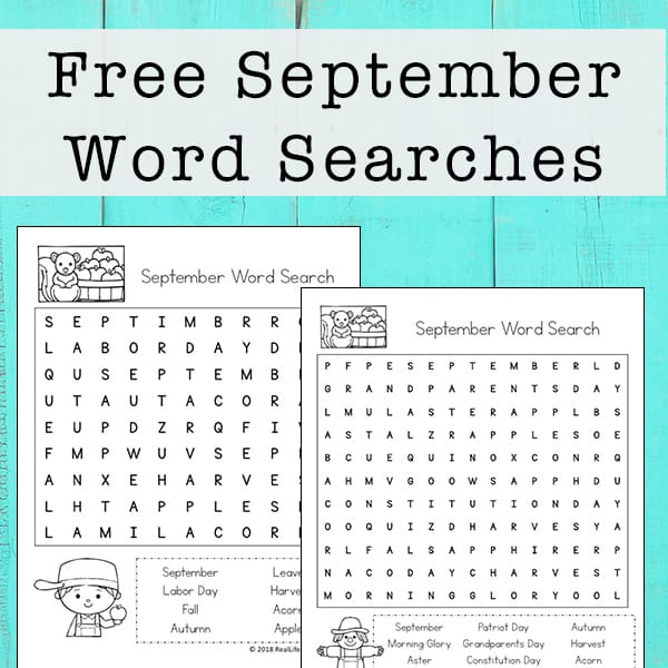 This is a picture of Sassy Labor Day Word Search Printable