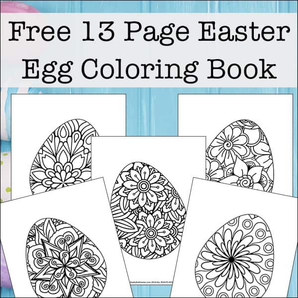 photograph regarding Printable Easter Egg identify Easter Egg Coloring Web pages (Free of charge Printable Easter Egg