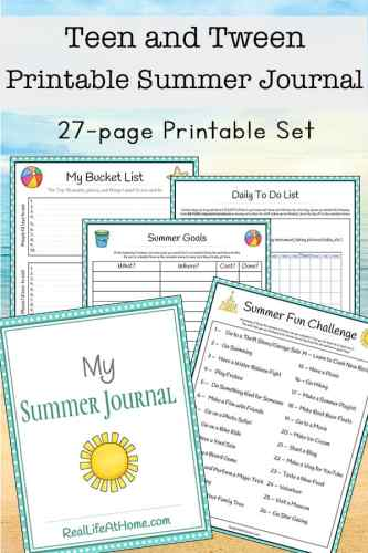 Downloadable Prayer Journal Pages