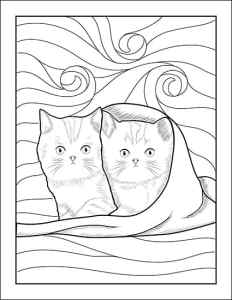 Two Cats Page Version Two