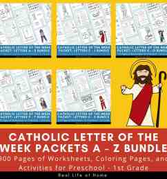 Catholic Letter of the Week Worksheets and Coloring Pages for K - O [ 900 x 900 Pixel ]