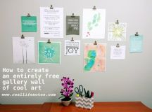Create a Gallery Wall of Free Printable Artwork