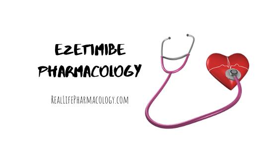 Ezetimibe Pharmacology