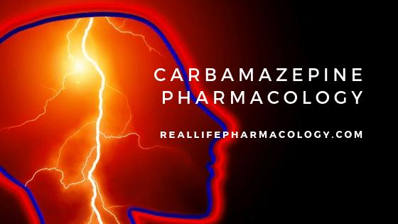 Carbamazapine Pharmacology