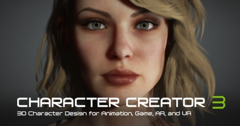 Character Creator 3 Free Download