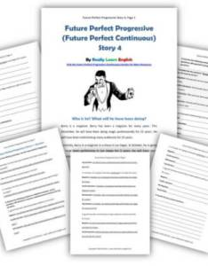 The english grammar tenses collection also stories exercises and answers rh really learn