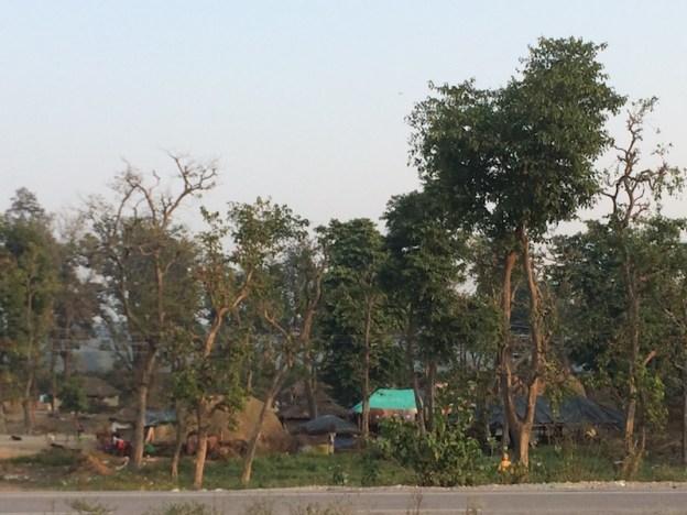 Rural village near to Haridwar