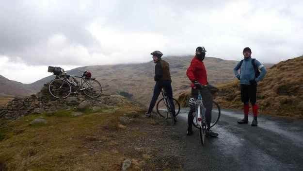 Mash Up & District Cycling Club in the Lake District