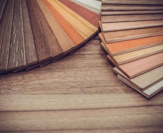 How to Lighten Up Your Room That Has Dark Wood Floors