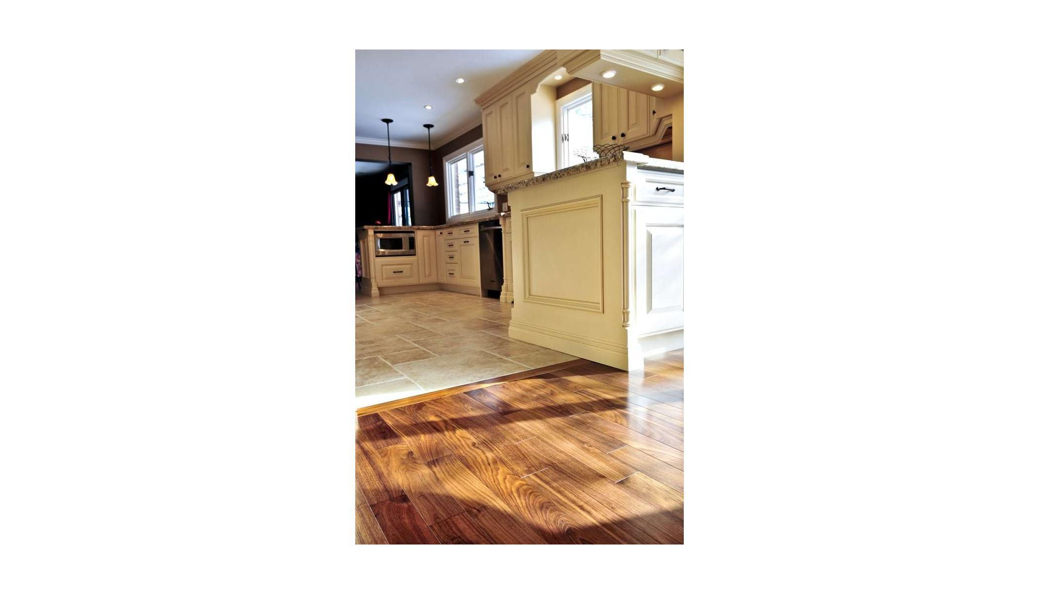 tile vs hardwood floors what should