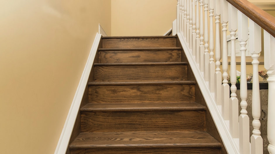 You Want To Install Hardwood On Stairs – Reallycheapfloors   Hardwood Stair Treads Price   Flooring   Risers   Basement Stairs   Prefinished   Stair Parts