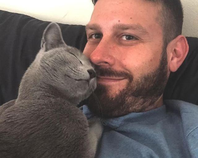 Kitten snuggles 😻 #kitten #catsofinstagram #cat #cats #kitty #catstagram #instacat #kittens…