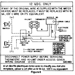 Atwood Gas Water Heater Wiring Diagram Raid 5 Concept With Our First Rv Surprise - We Have A Combo Heater... That Stopped Working Reallydoingthis.com