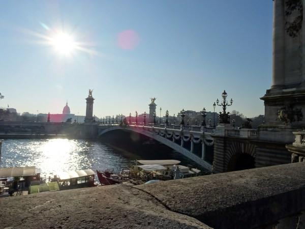 The Pont Alexandre-III