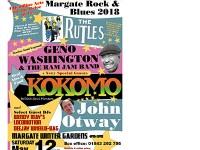 Margate Rock & Blues 2018