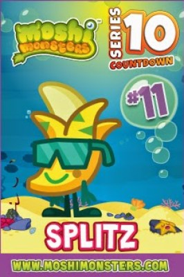 Moshi Monsters Series 10 11 days till launch - Missing Sleep