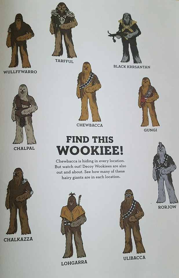 Where S Wookiee 2 Release Competition Missing Sleep Gungi is a wookiee is a jedi master. where s wookiee 2 release competition