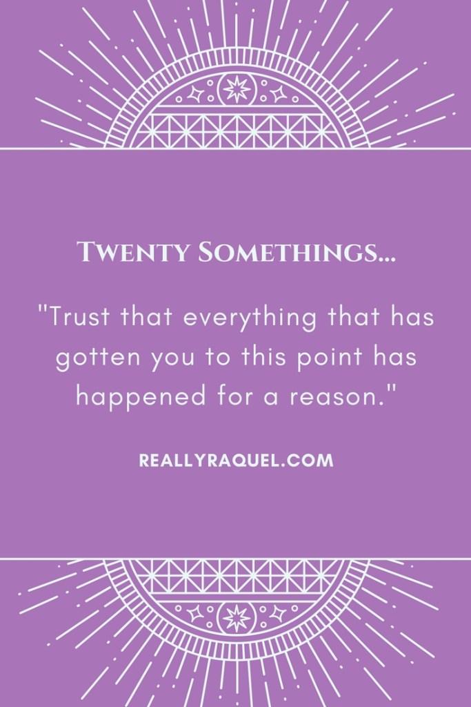 Twenty Somethings