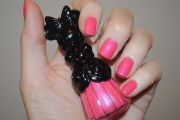 anna sui minnie mouse nail colour