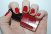 bobbi brown nail polish siren red