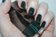 burberry nail polish dark bottle