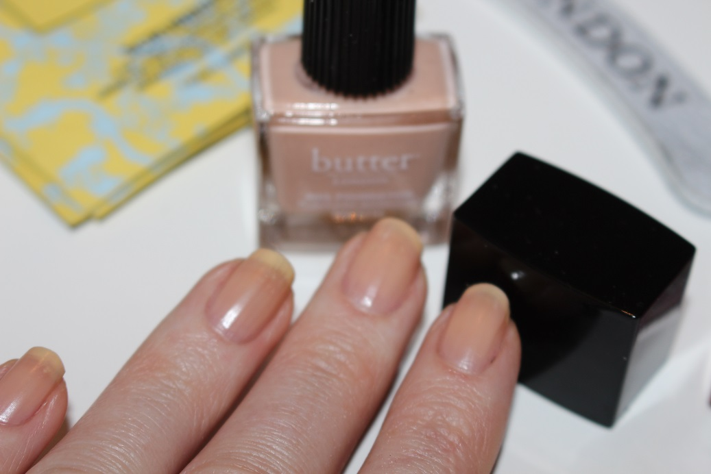 Butter London Backstage Basics Catwalk Ready Kit Review - Really Ree