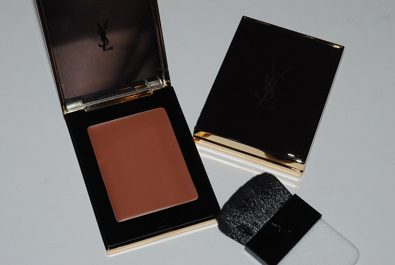 7668964aafe YSL Les Sahariennes Blur Bronzer Swatches - Really Ree