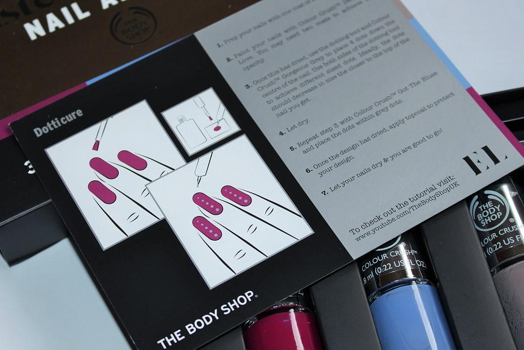 Body Estée Lalonde Nail Art Kit Review