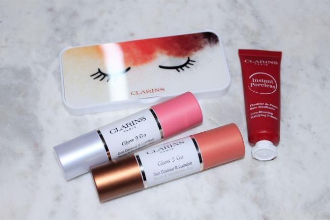 Clarins Spring 2019 Makeup