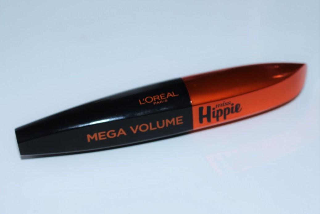 451628d07e0 L'Oreal Paris Mega Volume Miss Hippie Mascara Review