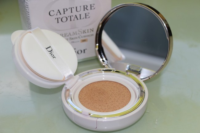 Dior Capture Totale Dreamskin Perfect Skin Cushion Review