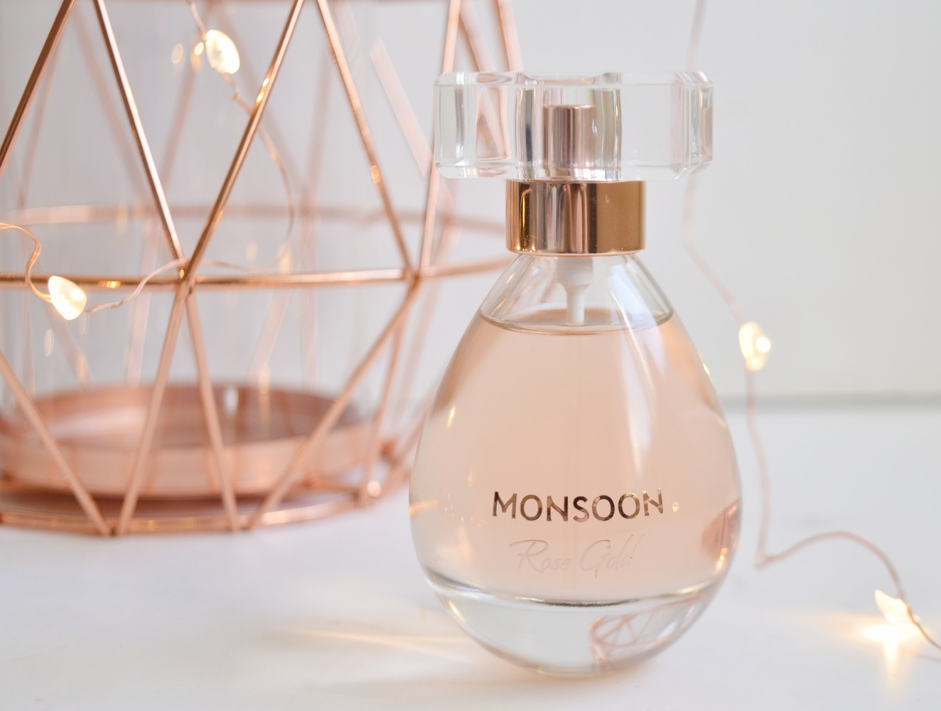 Monsoon Rose Gold Perfume Review Really Ree