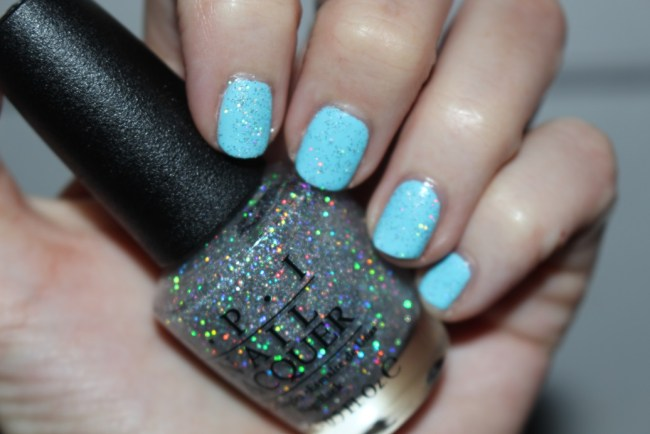 OPI Breakfast at Tiffany's Champagne for Breakfast