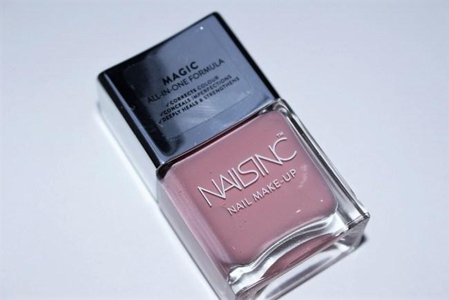 Nails inc Nail Make Up Harley Gardens Review