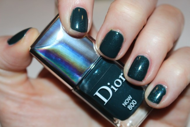 Dior Nails Spring 2017 - Now Swatch