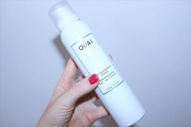 Ouai Dry Shampoo Foam Review